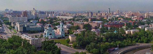 Moscow Virtual Tour - AirPano.com • 360° Aerial Panoramas • 360° Virtual Tours Around the World