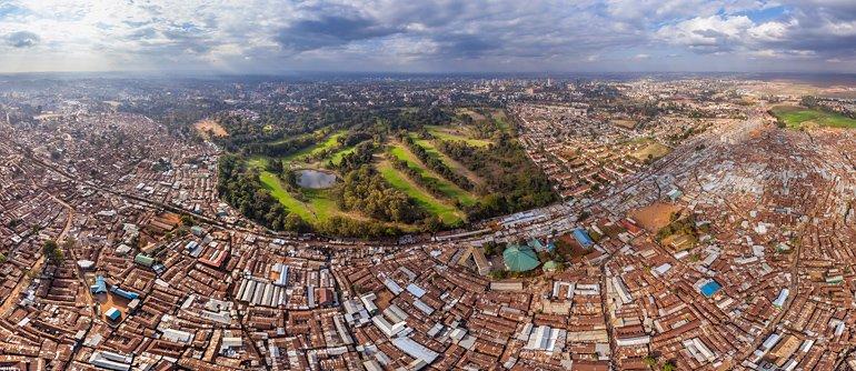 Nairobi, Kenya - AirPano.com • 360° Aerial Panoramas • 360° Virtual Tours Around the World