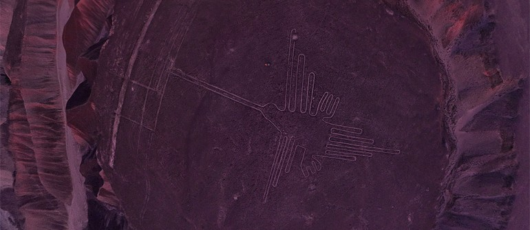 Nazca Lines. South America, Peru - AirPano.com • 360° Aerial Panoramas • 360° Virtual Tours Around the World