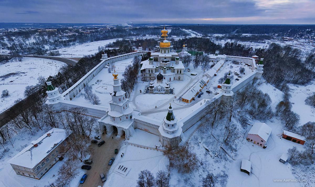 ресурсе монастырь новый иерусалим подмосковье истра фото ничего подобного