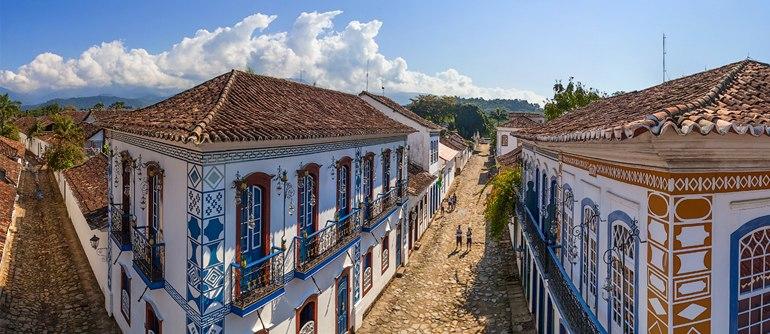 Paraty, Brazil - AirPano.com • 360° Aerial Panoramas • 360° Virtual Tours Around the World