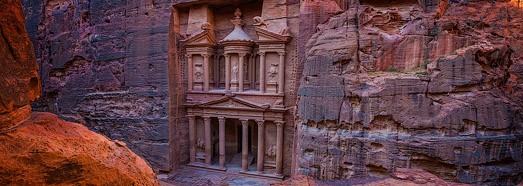Ancient city Petra, Jordan - AirPano.com • 360° Aerial Panoramas • 360° Virtual Tours Around the World
