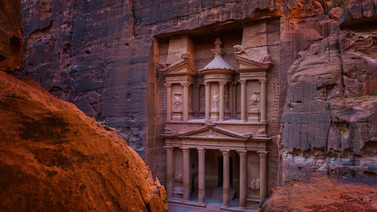 Petra, Jordan - AirPano.com • 360° Aerial Panoramas • 360° Virtual Tours Around the World