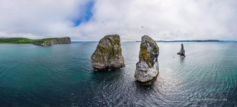 Tri Brata (Three Brothers) Rocks