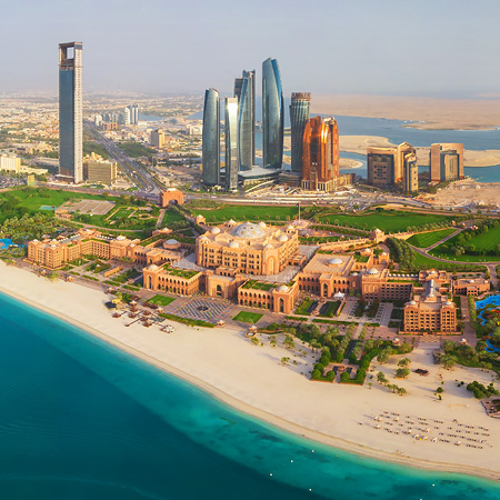 Отель Emirates Palace, Абу-Даби, ОАЭ
