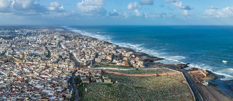Rabat, Morocco - AirPano.com • 360° Aerial Panoramas • 360° Virtual Tours Around the World