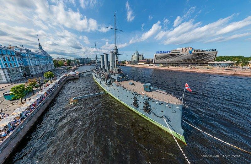 Russian cruiser Aurora