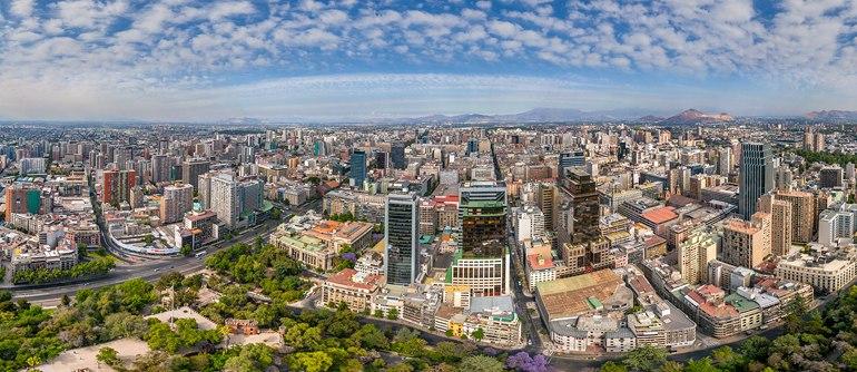 Santiago, Chile - AirPano.com • 360° Aerial Panoramas • 360° Virtual Tours Around the World