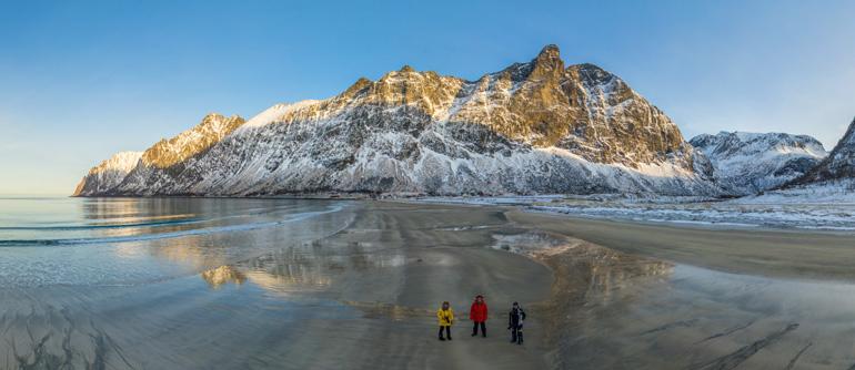 Senja Island, Norway - AirPano.com • 360° Aerial Panoramas • 360° Virtual Tours Around the World