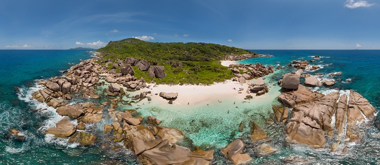 Seychelles - AirPano.com • 360° Aerial Panoramas • 360° Virtual Tours Around the World
