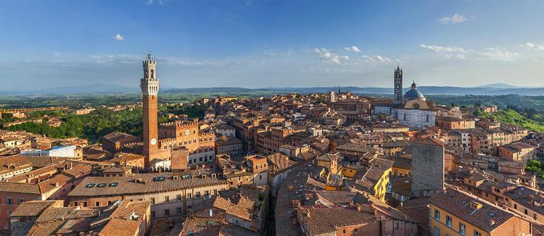 Siena, Italy - AirPano.com • 360° Aerial Panoramas • 360° Virtual Tours Around the World