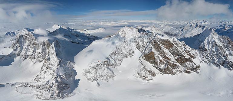 St.Moritz, Swiss Alps, Virtual Tour - AirPano.com • 360° Aerial Panoramas • 360° Virtual Tours Around the World