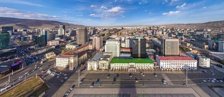 Ulaanbaatar, Mongolia - AirPano.com • 360° Aerial Panoramas • 360° Virtual Tours Around the World