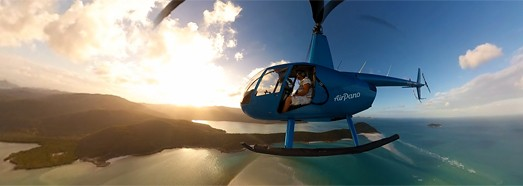 The Great Barrier Reef, Australia. Part II - AirPano.com • 360° Aerial Panoramas • 360° Virtual Tours Around the World