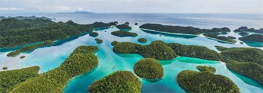 Raja Ampat archipelago, Indonesia - AirPano.com • 360° Aerial Panoramas • 360° Virtual Tours Around the World