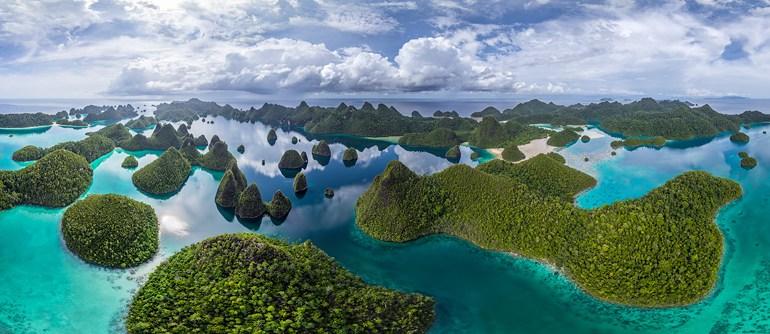 Wayag Island, Raja Ampat, Indonesia - AirPano.com • 360° Aerial Panoramas • 360° Virtual Tours Around the World