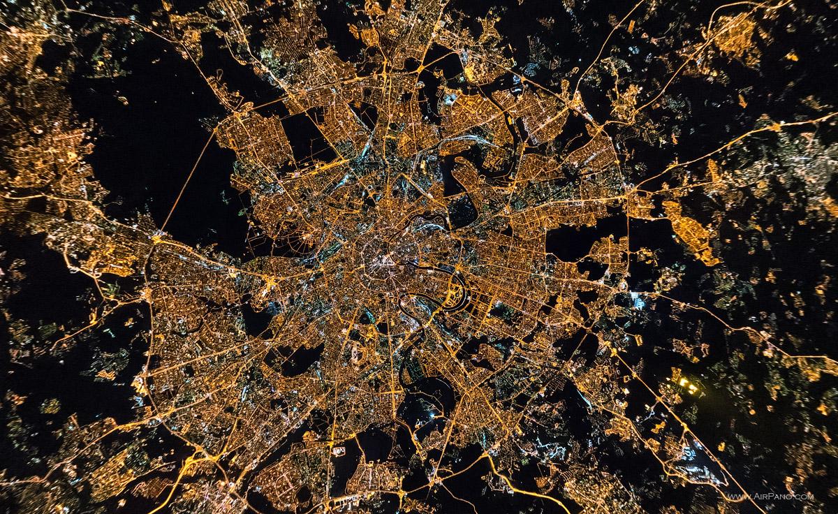 Спутниковые фотографии высокого разрешения