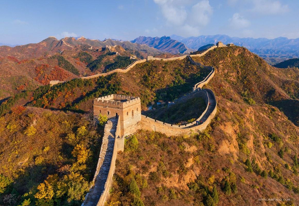 задачей китайская стена картинки подобраный текстиль
