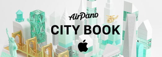 Установите приложение AirPano City Book - AirPano.ru • 360 Degree Aerial Panorama • 3D Virtual Tours Around the World