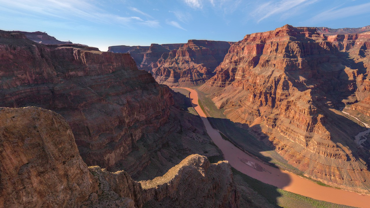 Grand Canyon West, USA - AirPano.com • 360° Aerial Panoramas • 360° Virtual Tours Around the World