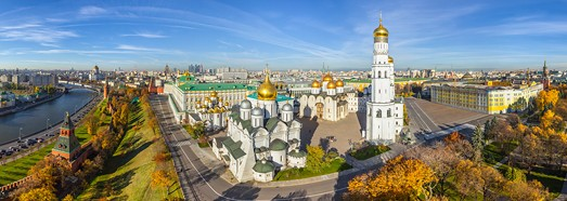 Московский Кремль - AirPano.ru • 360 Degree Aerial Panorama • 3D Virtual Tours Around the World