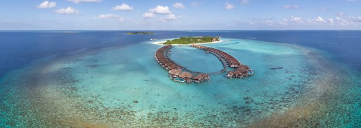 Мальдивы, Anantara Kihavah и Gili Lankanfushi - AirPano.ru • 360 Degree Aerial Panorama • 3D Virtual Tours Around the World