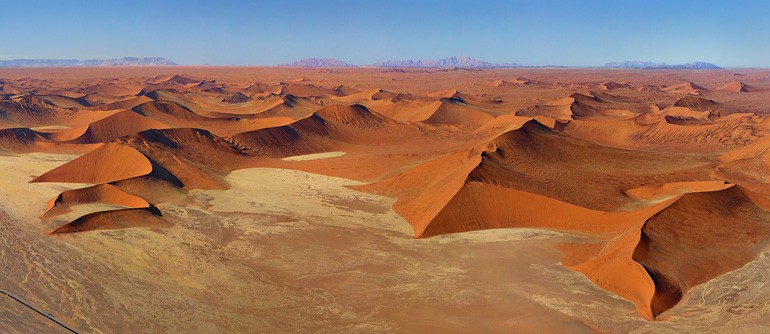 Namib Desert, Sossusvlei, Namibia - AirPano.com • 360° Aerial Panoramas • 360° Virtual Tours Around the World