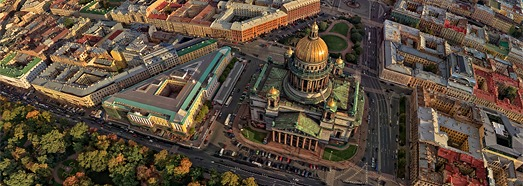 Санкт-Петербург, Россия, 2010 - AirPano.ru • 360 Degree Aerial Panorama • 3D Virtual Tours Around the World
