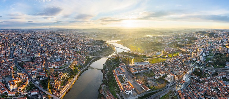 Porto, Portugal - AirPano.com • 360° Aerial Panoramas • 360° Virtual Tours Around the World