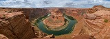 Horseshoe Bend, Colorado River, Arizona • AirPano.com • 360 Degree Aerial Panorama • 3D Virtual Tours Around the World