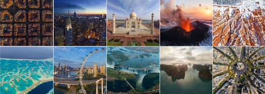 Лучшие панорамы AirPano. Часть 2 - AirPano.ru • 360 Degree Aerial Panorama • 3D Virtual Tours Around the World
