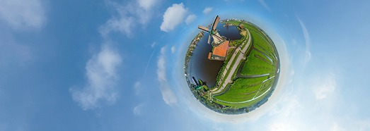 Мельницы Голландии. Часть 2 - AirPano.ru • 360 Degree Aerial Panorama • 3D Virtual Tours Around the World